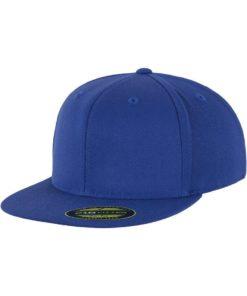 Premium Cap 210 Blau 6 PANNEAUX - Fitted