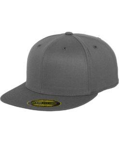 Premium Cap 210 Dunkelgrau 6 PANNEAUX - Fitted