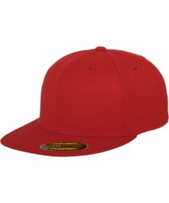 Premium Cap 210 Rot 6 PANNEAUX - Fitted