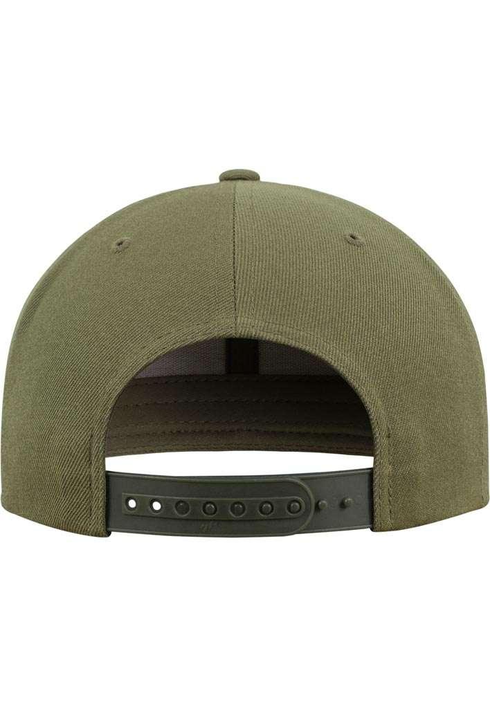 Snapback Cap Classic Buck 6 panneaux, ajustable Ansicht hinten