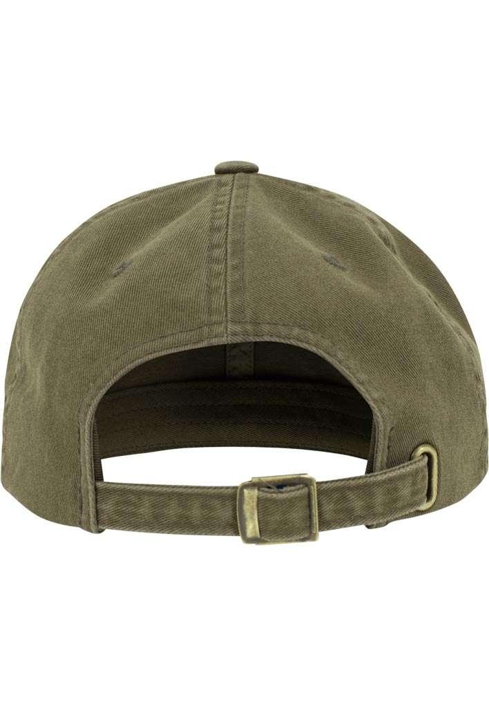 FlexFit Low Profile Destroyed Buck Cap 6 panneaux, ajustable Ansicht hinten