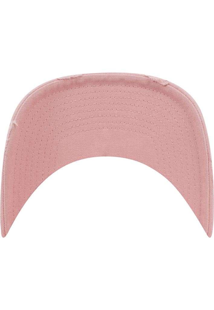 FlexFit Low Profile Destroyed Pink Cap 6 panneaux, ajustable Schild