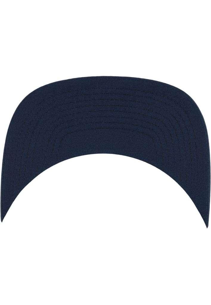 Trucker Cap Mesh Marineblau/Marineblau/Weiß, ajustable Ansicht Schild