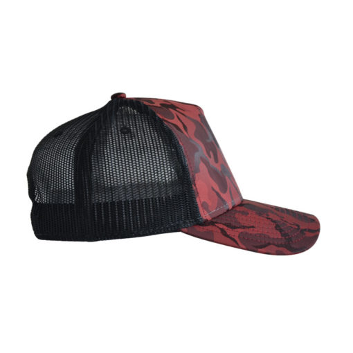 atlantis-rapper-camou-trucker-cap-burgundy-black-verstellbar-rechts