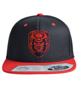 ronin-cap-110-Black-red