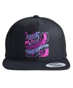 snake-cap-motiv